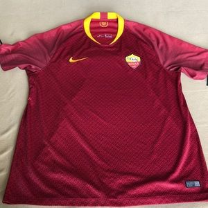 AS Roma 2018/19 Nike Home Jersey Size XL